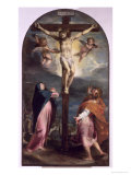 The Crucifixion Giclee Print by Federico Barocci