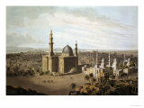 View of Grand Cairo Giclee Print by Henry Salt