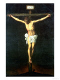 The Crucifixion, Late 1630s Giclee Print by Alonso Cano