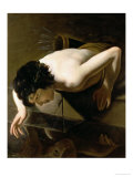 Narcissus Giclee Print by Jan Moreelse