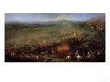 The Battle of Lutzen in 1632 Giclee Print by Jacques Courtois
