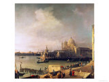 View of Venice Giclee Print by Canaletto 