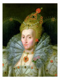 Queen Elizabeth I Giclee Print by Marcus Gheeraerts