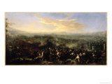The Battle of Nordlingen in 1634 Giclee Print by Jacques Courtois