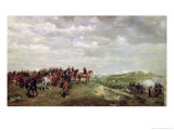 Napoleon III at the Battle of Solferino in 1859, 1863 Giclee Print by Jean-Louis Ernest Meissonier