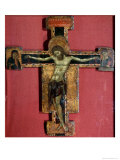 Cross with the Crucified Christ, 1260-65 Giclee Print by Ugolino Di Tedice