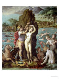 Perseus and Andromeda, 1572 Giclee Print by Giorgio Vasari
