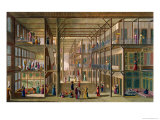 Interior of the Harem of the Great Lord of Constantinople Giclee Print by Anton Ignaz Melling