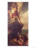 Britons Repelling Invading Romans Giclee Print by George Dawe