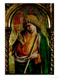St. James the Less, Detail from the Sant'Emidio Polyptych, 1473 Giclee Print by Carlo Crivelli
