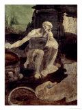 St. Jerome, circa 1480 Giclee Print by  Leonardo da Vinci
