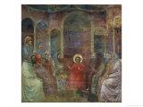 Christ Among the Doctors, circa 1305 Giclee Print by  Giotto di Bondone