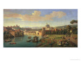 View of Verona Giclee Print by Vanvitelli (Gaspar van Wittel)