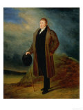 Portrait of General La Fayette in Civilian Dress, 1824 Giclee Print by Ary Scheffer