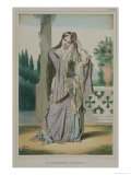 Princess Helen Giclee Print by Louis Dupr&#233;