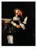 Self Portrait, 1656 Giclee Print by Michael Sweerts