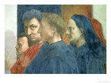 The Raising of the Son of Theophilus, King of Antioch, and St. Peter Giclee Print by T. & Lippi Masaccio