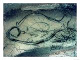 Marine Figure, Palaeolithic Period Giclee Print