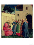 The Naming of John the Baptist, circa 1430s Premium Giclee Print by  Fra Angelico