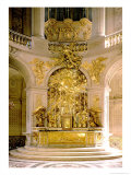 The Altar in the Royal Chapel Giclee Print by Jules Hardouin Mansart