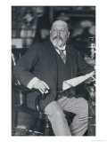 Portrait Photograph of Edward VII Giclee Print by W. And D. Downey