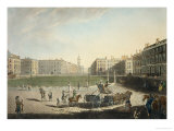 Hanover Square Giclee Print by Edward Dayes