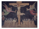 Crucifixion, circa 1448 Giclee Print by Paolo Di Stefano Badaloni Schiavo