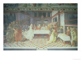 The Feast of Herod Giclee Print by Fra Filippo Lippi