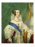 Her Most Gracious Majesty, Queen Victoria Giclee Print by George Howard