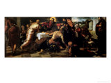 The Supper at Emmaus Giclee Print by Jacopo Robusti Tintoretto