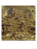 The Story of David and Goliath, One of Ten Relief Panels from the Gates of Paradise, 1425-52 Giclee Print by Lorenzo Ghiberti