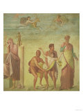The Sacrifice of Iphigenia Giclee Print