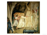 The Descent into Limbo, 1442 Premium Giclee Print by  Fra Angelico