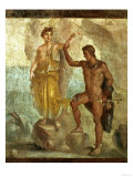 Perseus Freeing Andromeda Giclee Print