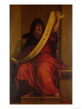 The Prophet Job Giclee Print by Fra Bartolommeo