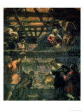 The Adoration of the Shepherds, 1578-81 Giclee Print by Jacopo Robusti Tintoretto