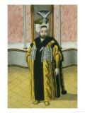 "Mustapha IV Sultan 1807-8, from ""A Series of Portraits of the Emperors of Turkey,"" 1808 Giclee Print by John Young"