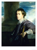 Portrait of John Charles Spencer, 3rd Earl, Lord Althorp 1759 Giclee Print by Sir Joshua Reynolds