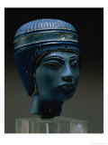 Royal Head, Possibly Tutankhamun, New Kingdom Giclee Print by 18th Dynasty Egyptian