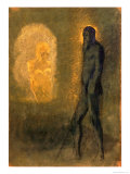 The Apparition Giclee Print by Odilon Redon