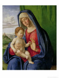 Madonna and Child, 1490s Giclee Print by Giovanni Battista Cima Da Conegliano