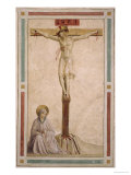 Crucifixion, from Cell 22 Wydruk giclee autor Fra Angelico
