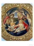 Madonna of the Magnificat, 1482 Giclée-Druck von Sandro Botticelli