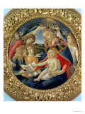 Madonna of the Magnificat, 1482 Giclee Print by Sandro Botticelli