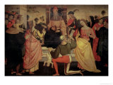 The Judgement of Solomon Giclee Print by Giacomo Pacchiarotti