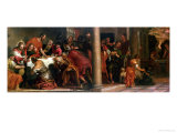 The Last Supper Giclee Print by Paolo Veronese