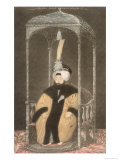 "Mahmud II Sultan 1808-39, from ""A Series of Portraits of the Emperors of Turkey,"" 1815 Giclee Print by John Young"