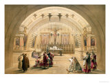"Jerusalem, April 10th 1839, Plate 26 from Volume I of ""The Holy Land"" Giclee Print by David Roberts"