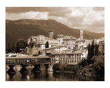 Bassano del Grappa Photographic Print by Donna Corless