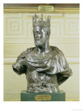 Portrait Bust of Cosimo I De Medici circa 1557 Giclee Print by Baccio Bandinelli